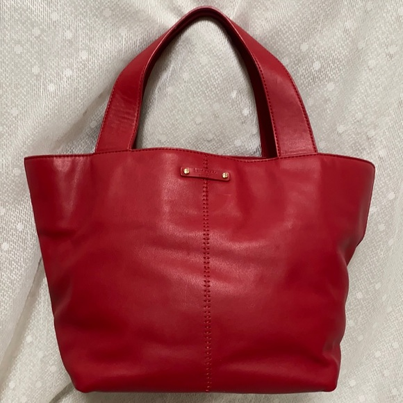 Kate Spade NY Soft Leather Embossed Bottom Tote
